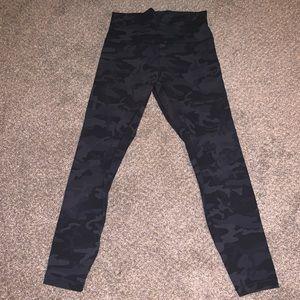 Rare! Black Camo Lululemon Align Leggings